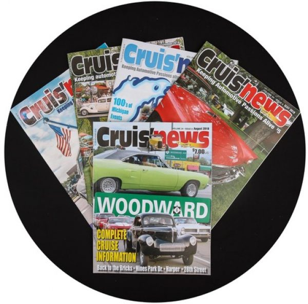 Cruis'news Magazine Subscription