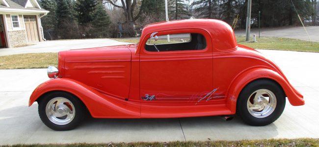 1934 Chevy | Cruis'news