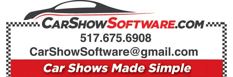 Car Show Software