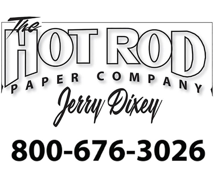 Hot Rod Paper Company