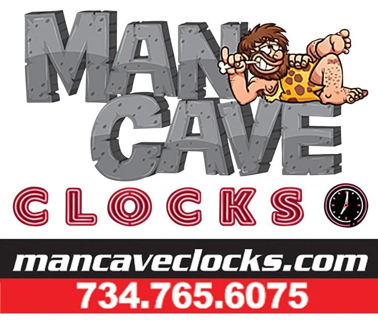 Man Cave Clocks