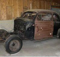 47 Mercury Coupe