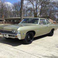 1968 Chevy Biscayne  Big Block... 4-Speed....